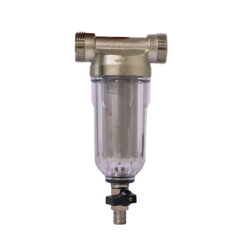 водяные фильтры для квартиры проточные